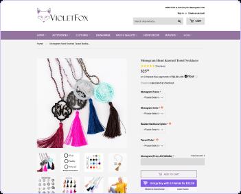 VioletFox - US
